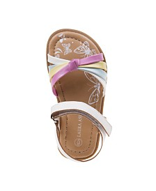 Laura Ashley's Every Step Strappy Sandals