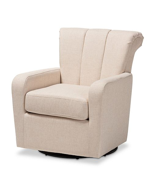 Furniture Rayner Swivel Chair