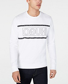 HUGO Men's Dicago Logo Sweatshirt
