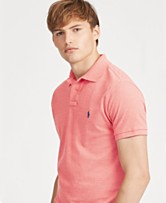 ca7c7c73c05 Polo Ralph Lauren Men s Classic-Fit Mesh Polo