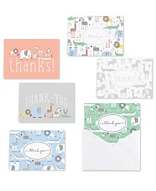 Baby Animals Note Cards Assortment