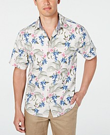 Men's Basilica Blooms Shirt
