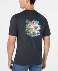 Tommy Bahama Men's Locally Flamous T-Shirt, Created for Macy's