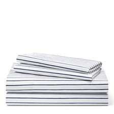 Lauren Ralph Lauren Spencer Stripe Queen Sheeting Set