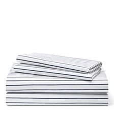 Lauren Ralph Lauren Spencer Stripe King Sheeting Set