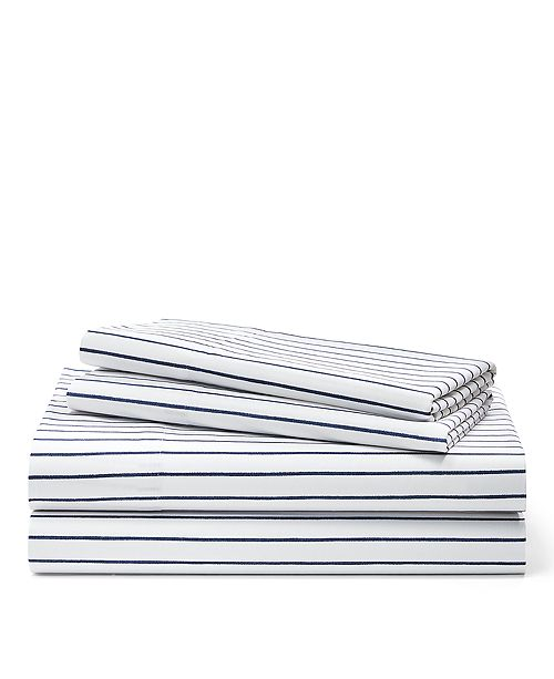 Lauren Ralph Lauren Spencer Stripe King Sheeting Set