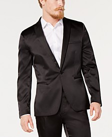 INC Men's Big and Tall Tuxedo Jacket, Created for Macy's