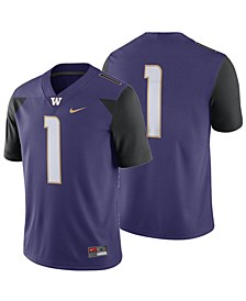 Men's Washington Huskies Football Replica Game Jersey