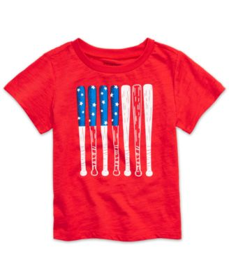 Toddler Boys Patriotic T-Shirt, Created for Macy's