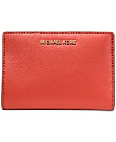 c00ad5cc1872 MICHAEL Michael Kors 2-in-1 Leather Card Case
