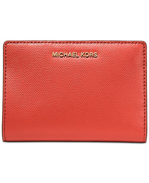 Michael Kors 2-in-1 Leather Card Case