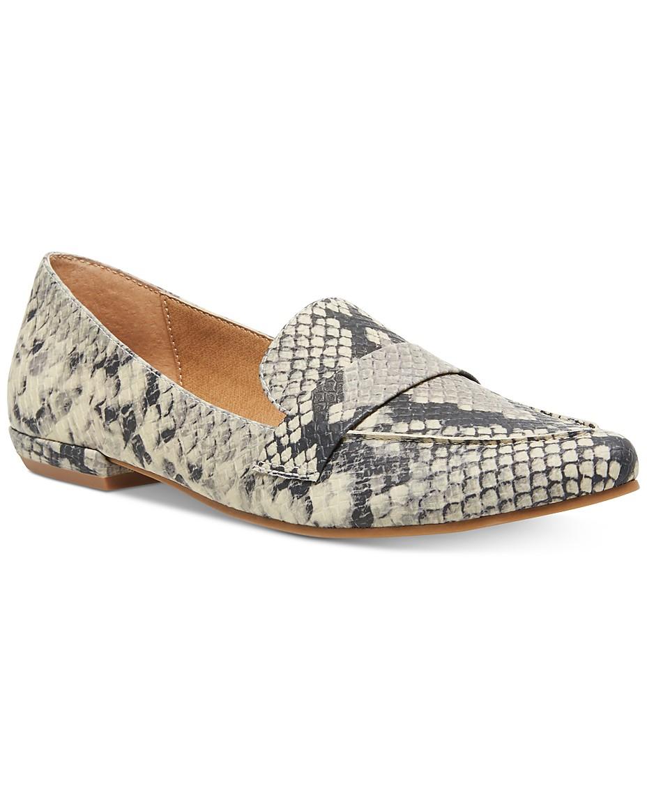 10e7ceeb612 Steve Madden Women's Carver Tailored Flats & Reviews - Flats - Shoes ...