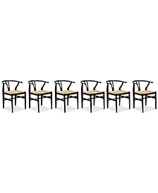 Stella Side Chair, 6-Pc. Set (6 Side Chairs)