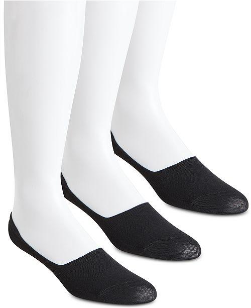 Steve Madden Men's 3-Pk. Liner Socks