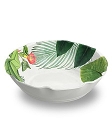 Tarhong Amazon Floral Pasta Bowl