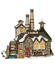 Department 56 Dickens' Village London Gin Distillery Collectible Figurine