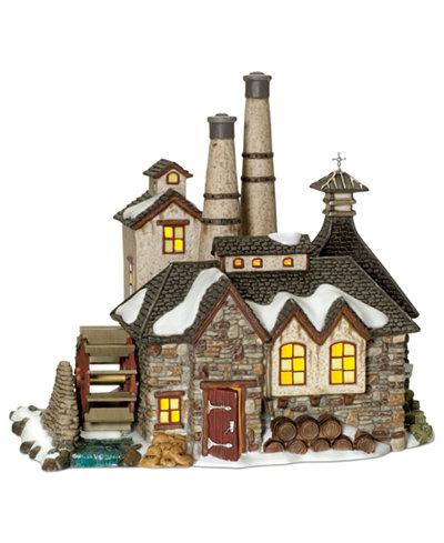 Department 56 Dickens' Village London Gin Distillery Collectible Figurine