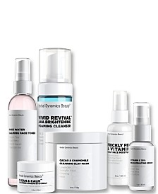 Herbal Dynamics Beauty Balancing Skincare Routine Bundle