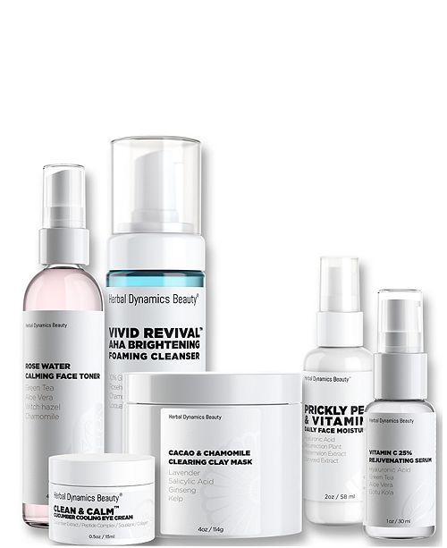 Herbal Dynamics Beauty Balancing Skincare Routine Bundle