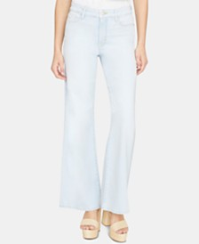 Sanctuary High-Rise Wide-Leg Jeans