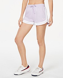 Danita Tear-Away Fleece Shorts