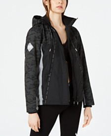 Superdry Rapid Windcheater Reflective Jacket