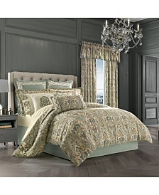 J. Queen New York Vienna California King Comforter