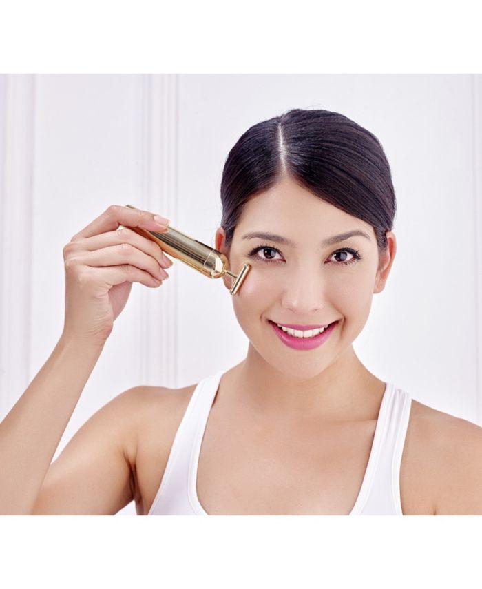 Prospera Gold Pulse Facial Massager & Reviews - Wellness  - Bed & Bath - Macy's