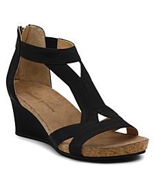 Thayer Wedge Sandal