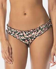 Mermaid Ruffle-Edge Bikini Bottoms, Created for Macy's
