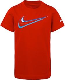 Nike Toddler Boys Swoosh Logo T-Shirt