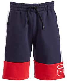 Fila Men's Reiley Fleece Shorts