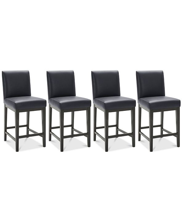 Furniture Reed Stool, 4-Pc. Set (4 Counter Stools)