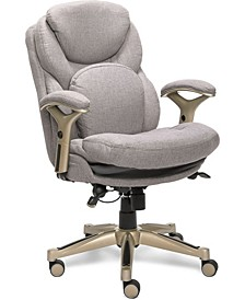 Ergonomic Executive Office Chair, Quick Ship