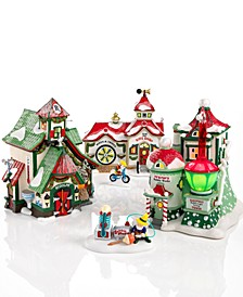 North Pole Village Collection