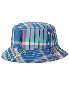 Polo Ralph Lauren Baby Boys Reversible Bucket Hat