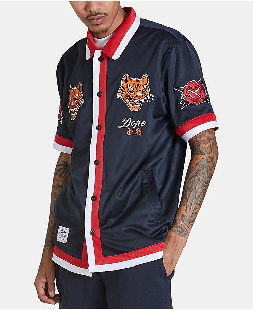 DOPE Men's Tigris Graphic Shirt