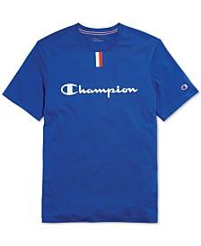 Champion Men's Double Dry Phys Ed T-Shirt