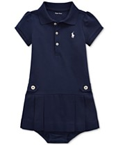 d405afc8ae Dresses Baby Girl (0-24 Months) Ralph Lauren Kids Clothing - Macy's