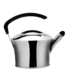 Auriga 18/10 Stainless Steel Whistling Tea Kettle
