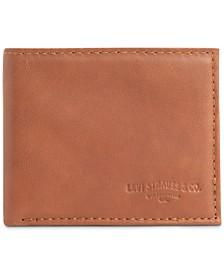 Men's Extra-Capacity Slimfold RFID Wallet