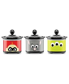 Pixar 20 Ounce Dipper Set Featuring Remy, Jack-Jack and Green Alien