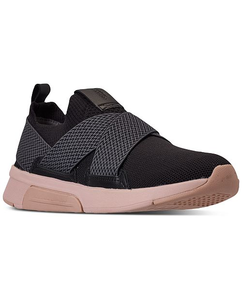 Mark Nason Los Angeles Women's Modern Jogger Ziggy Casual Athletic Sneakers from Finish Line