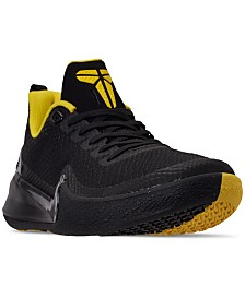 Nike Men's Mamba Rage Basketball Sneakers from Finish Line