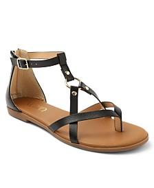 XOXO Fulton Flat Sandals