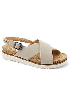 XOXO Danessa Footbed Sandals