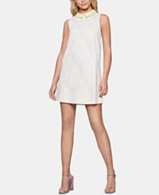 BCBGeneration Striped A-Line Dress