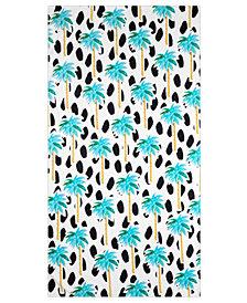 Bardwil Palm Tree & Dots Beach Towel