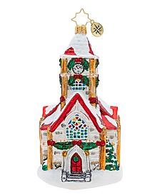 Christopher Radko Christmas Chapel