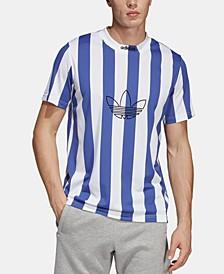 Men's Striped Jersey